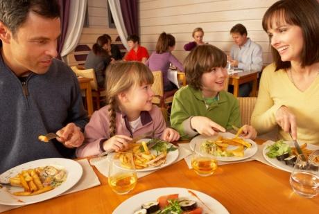 A Padova sconto al ristorante se i bimbi sono ben educati