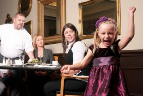 Avete bambini educati. In un ristorante di Padova mangiate con lo sconto