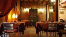 Rissa al ristorante di Treviso