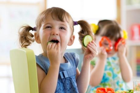 Sconto sul pranzo per i bambini educati