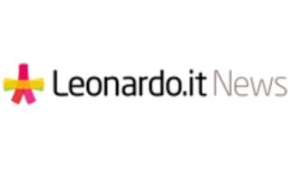 Leonardo news logo