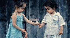 Come coltivare la gratitudine nei bambini